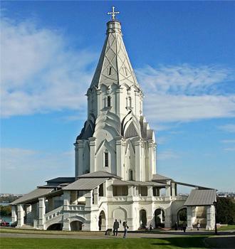 Церковь Вознесенияв Коломенском