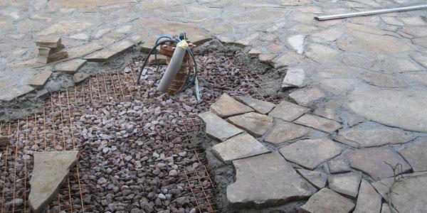 Укладка натурального камня своими руками 92