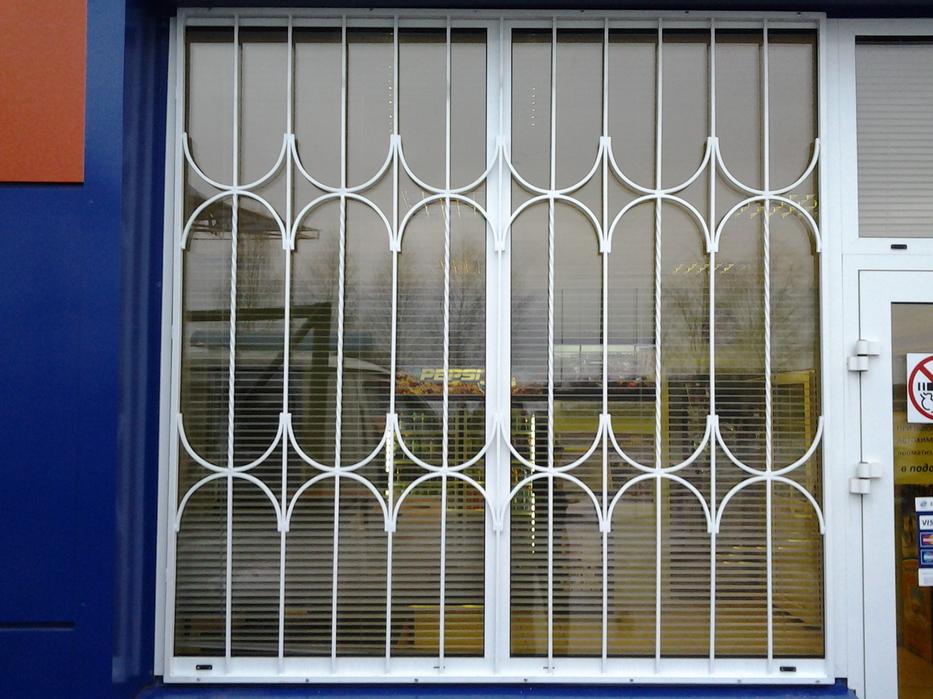 купить металлические сварочные решетки на окно